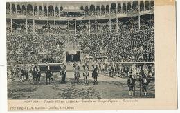 Visita De Edward VII Tourada No Campo Pequeno Corrida Torero Lisboa - Lisboa