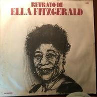 LP Argentino De Ella Fitzgerald Año 1975 - Jazz