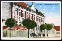 Croatia / Hungary: Csáktornya (Cakovec / Tschakturn), Elementary School  1941 - Croacia