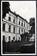 Croatia / Hungary: Csáktornya (Cakovec / Tschakturn), Teacher Training School  1941 - Croacia