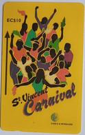 304CSVA St Vincent Carnival EC$10 - St. Vincent & The Grenadines
