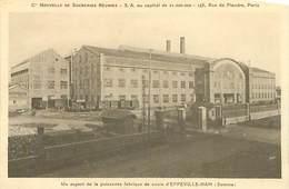 80  Cartes Calendrier 1936  Un Aspect De La Puissante Fabrique De Sucre D' Eppeville Ham   R 1129 - France