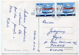Peru - Postcard - Carte Postale - Peru