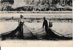 14=VILLERS SUR MER...La Pêche à La Seine - Villers Sur Mer