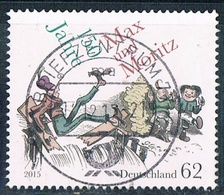 2015  150 Jahre  Max Und Moritz - [7] République Fédérale