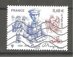 FRANCE 2015 NICOLE MANGIN 1878-1919 OBLITERE YT 4936 - Used Stamps
