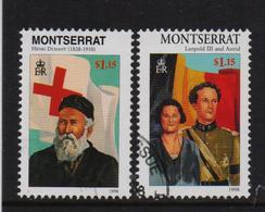 Montserrat 1998, Used. Cv 2,80 Euro - Montserrat
