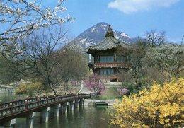 South Korea - Kyongbokkung - Korea, South