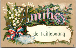 17 TAILLEBOURG - Carte Souvenir, Amitiés - France
