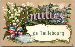 17 TAILLEBOURG - Carte Souvenir, Amitiés - Frankrijk