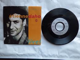 EP 45 T ETIENNE DAHO LABEL  VIRGIN  90557  LE GRAND SOMMEIL - Disco, Pop