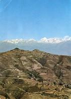 Nepal - View Of Himalayas From Nagarkot - Nepal