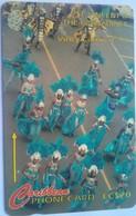 13CSVD Vincy Carnival EC$20 - Saint-Vincent-et-les-Grenadines