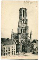 CPA - Carte Postale - France - Lille - Eglise Du Sacré-Coeur - 1914 (CP1868) - Lille