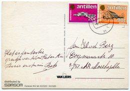Netherlands Antilles - Postcard - Carte Postale - West Indies