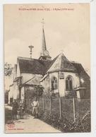 Bucey En Othe, L'église (643) - France