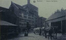 Berthem Brasserie Paul Delvaux (Reproduction - Photo) - Bertem
