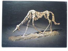 A Giacometti   / Dog - Sculture