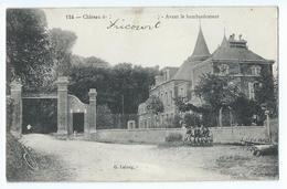 Chateau De Fricourt - Avant Le Bombardement - France