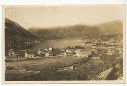Real Photo Kotor Postally Used - Montenegro