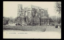 La Louvière Le Château Bosch - La Louviere