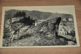 948- La Roche En Ardenne, Le Chateau - Belgique