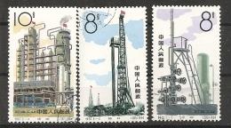 China Chine Industry 1964 - Oblitérés