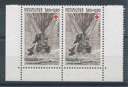 2247a** Croix-Rouge En Paire Issue De Carnet - Ungebraucht