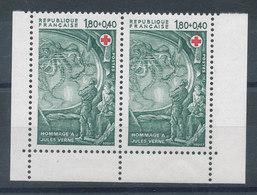 2248a** Croix-Rouge En Paire Issue De Carnet - Ungebraucht