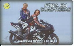 Télécarte Brésil  Moto Motor Phonecard  (D 308) - Motos