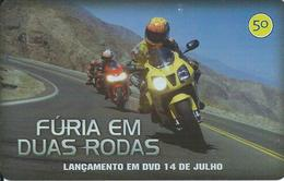 Télécarte Brésil  Moto Motor Phonecard  (D 309) - Motos