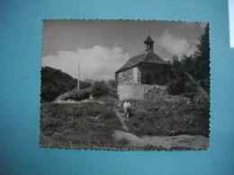 PHOTOGRAPHIE  - LUCHON  -  31  - Chapelle Saint Aventin  - 1964  -  8,5  X 11,2  Cms  -   Haute Garonne - Luchon
