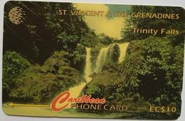 52CSVA Trinity Falls EC$10 - San Vicente Y Las Granadinas