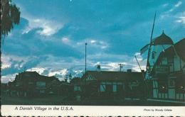 A DANISH VILLAGE IN THE USA - Etats-Unis