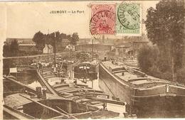 JEUMONT  ---  Le Port - Erquelinnes