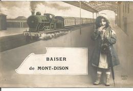Baiser De Mont Dison - Dison
