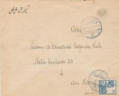 WW532 - Lettre TP Wilhelmina CHERIBON 1924 Vers DEN HAAG NL - Tarif 20 Cents - Nederlands-Indië