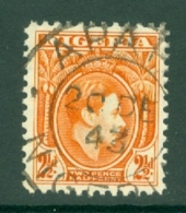 Nigeria: 1938/51   KGVI    SG52b    2½d       Used - Nigeria (...-1960)