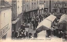44-SAINT-ETIENNE- DE-MONTLUC- LE MARCHE - Saint Etienne De Montluc