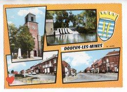 21644-LE-62-DOUCHY-LES-MINES-------------multivues - France