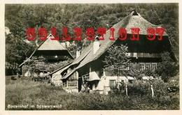 ☺♦♦ MENZENSOHWAND < BAUERNHOF Im SCHWARZWALD - FERME FARM - GERMANY ALLEMAGNE - Waldshut-Tiengen