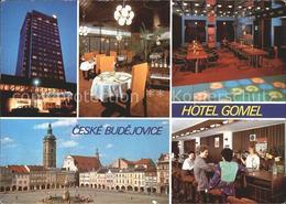 71963306 Budejovice Hotel Gomel Tschechische Republik - Guenzburg