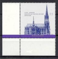 Deutschland / Germany / Allemagne 2004 2415 ** Gedächniskirche Speyer - [7] République Fédérale