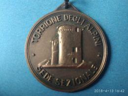 Alpini   Torrione Degli Alpini Sede Sezionale - Italia