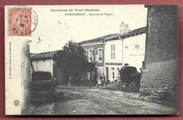 DOMGERMAIN - Quartier De L'Eglise - Autres Communes
