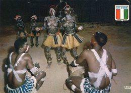Côte D'Ivoire - Folklore - Ivory Coast