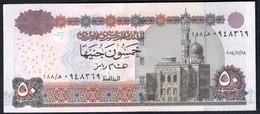 Egypt - 50 Pounds 2014 - P66k&l(2) - Egypt