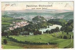 GREIZ - Herzlichen Glückwunsch Zum Neuen Jahre - 1906 - Greiz