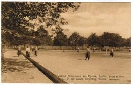 Eeklo, Eekloo, O.L.Vrouw Ten Doorn, Tennisplein (pk44224) - Eeklo