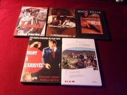 LOT DE 5 DVD   REF  40 - Crime